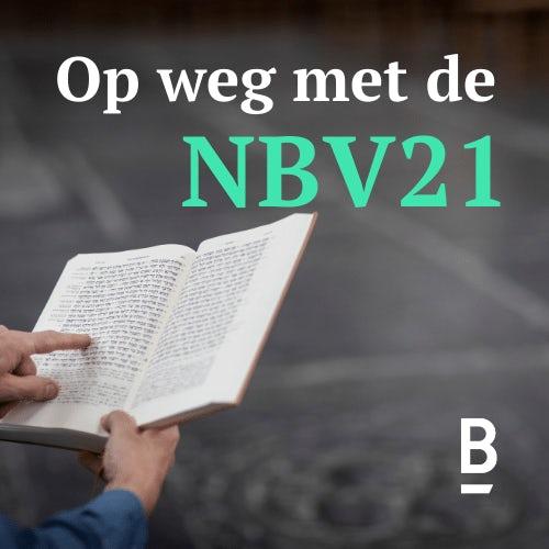 Op weg met de NBV21 podcast logo